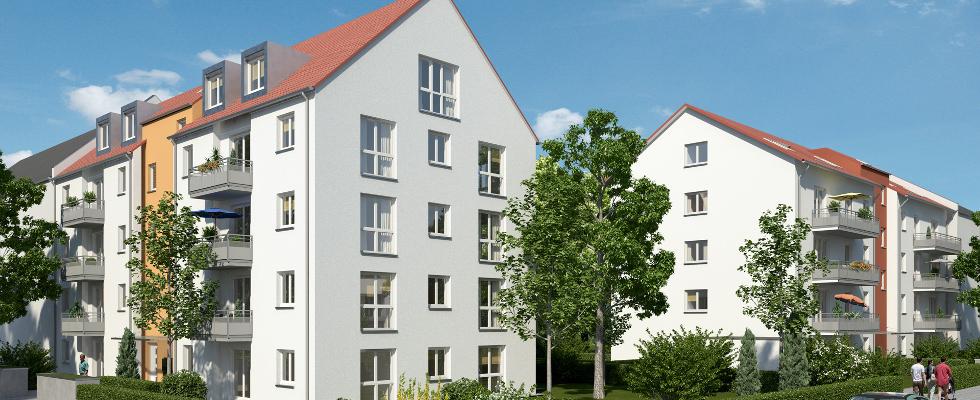 Eigentumswohnungen In Berg Am Laim Merkur Bautrager Gmbh Munchen