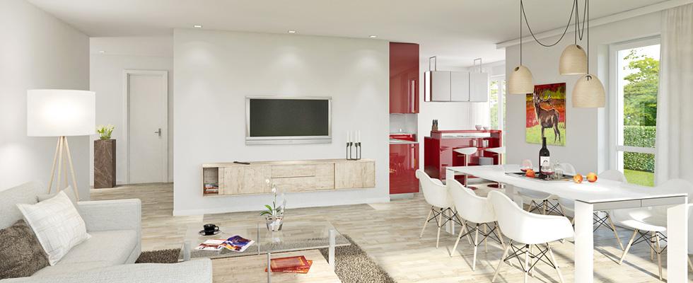 neubau immobilien merkur bautr ger gmbh m nchen. Black Bedroom Furniture Sets. Home Design Ideas